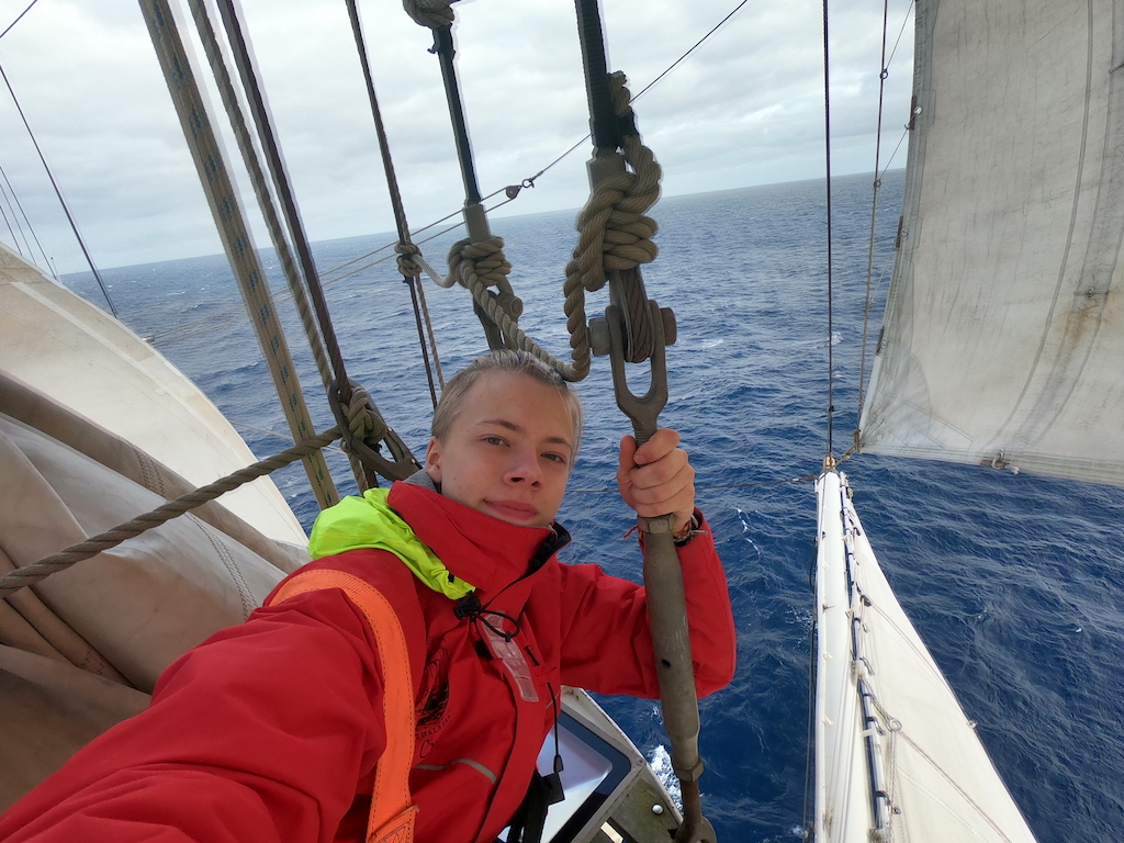 The last leg: sailing home from Bermuda to the Netherlands